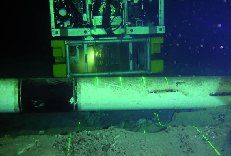 Subsea NDT